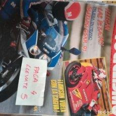 Coches y Motocicletas - revista motociclismo 1184 * kawasaki zxr + suzuki gsxr 91 + yamaha sr 250 * 62 - 160969594