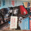 Coches y Motocicletas: REVISTA MOTOCICLISMO 1168 * KAWASAKI VULCAN + GILERA SP 02 + SUZUKI CROSS 91 * 62. Lote 160969898