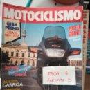 Coches y Motocicletas: REVISTA MOTOCICLISMO 1172 * HONDA PAN - EUROPEAN + COMPRATIVA TRAIL 125 * 62. Lote 160970278