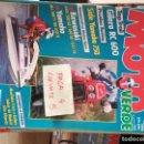 Coches y Motocicletas: REVISTA MOTO VERDE 145 * GILERA RC 600 + YAMAHA 750 + KAWASAKI 440/550SX/650 SX/X-2/TS * 62. Lote 160970422