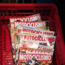 Coches y Motocicletas: REVISTAS MOTOCICLISMO ANTIGUAS. Lote 161857586