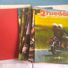 Coches y Motocicletas: 2 RUEDAS GRAN ENCICLOPEDIA DE LA MOTO, AÑOS 80. Lote 162550536