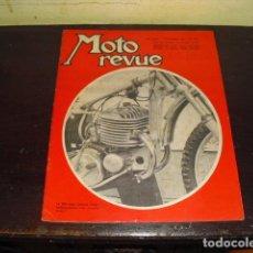 Coches y Motocicletas: MOTO REVUE Nº 1862 - DICIEMBRE DE 1967 - PRUEBA BULTACO METRALLA MK 2 -. Lote 163397658