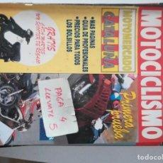Coches y Motocicletas: REVISTA MOTOCICLISMO 1345 * MONTESA + HONDA CB 500 + SUZUKI GS 500 + YAMAHA 600 * 65. Lote 164511146