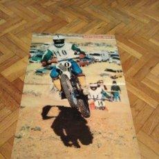 Cars and Motorcycles - POSTER REVISTA MOTOCICLISMO AÑO 1978. MANUEL CORONIL. MEDIDAS 27X42 CM APROX. - 164628922