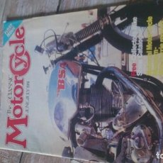 Coches y Motocicletas: REVISTA MOTOR CYCLE 1981. Lote 164888594