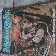Coches y Motocicletas: REVISTA MOTOR CYCLE 1982. Lote 164888834