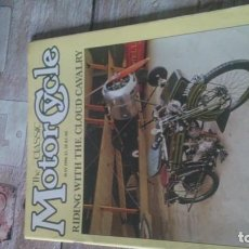 Coches y Motocicletas: REVISTA MOTOR CYCLE 1986. Lote 164889122
