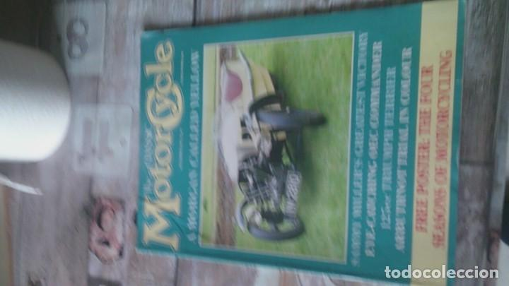 Coches y Motocicletas: Revista motor cycle 1987 - Foto 1 - 164889242