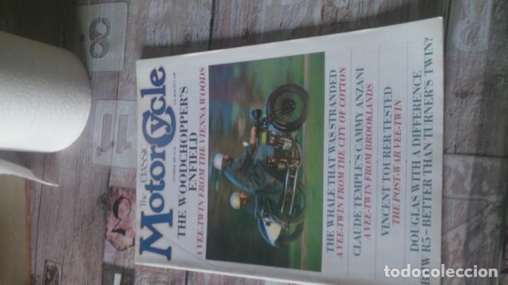 REVISTA MOTOR CYCLE 1987 (Coches y Motocicletas - Revistas de Motos y Motocicletas)
