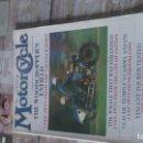 Coches y Motocicletas: REVISTA MOTOR CYCLE 1987. Lote 164889318