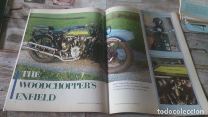 Coches y Motocicletas: Revista motor cycle 1987 - Foto 3 - 164889318