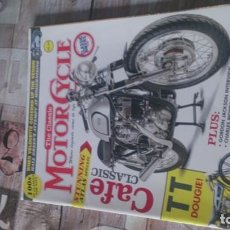Coches y Motocicletas: REVISTA MOTOR CYCLE 2013. Lote 164889518