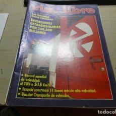 Coches y Motocicletas: REVISTA EN MUY BUEN ESTADO VIA LIBRE NUMERO 317. Lote 165124706