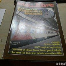 Coches y Motocicletas: REVISTA EN MUY BUEN ESTADO VIA LIBRE NUMERO 340. Lote 165124802