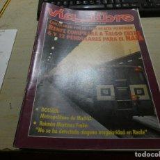 Coches y Motocicletas: REVISTA EN MUY BUEN ESTADO VIA LIBRE NUMERO 334. Lote 165124974