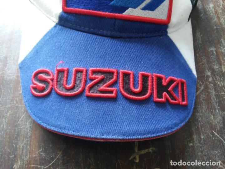 Coches y Motocicletas: Gorra Team Suzuki Moto GP - Foto 2 - 165714030