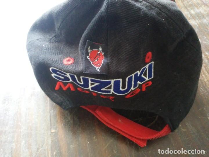 Coches y Motocicletas: Gorra Team Suzuki Moto GP - Foto 6 - 165714030