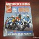 Coches y Motocicletas: REVISTA MOTOCICLISMO - AÑO 1991 - Nº 1232 - GRAN PREMIO MALASIA - VER DETALLES. Lote 165746258