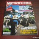 Coches y Motocicletas: REVISTA MOTOCICLISMO - AÑO 1991 - Nº 1226 - SITO PONS -GRAN PREMIO SAN MERINO- VER DETALLES. Lote 165746538