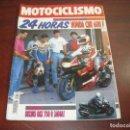 Coches y Motocicletas: REVISTA MOTOCICLISMO - AÑO 1991 - Nº 1231 - ALEX CREVILLE- VELOCIDAD EN ALBACETE- VER DETALLES. Lote 165746746