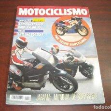 Coches y Motocicletas: REVISTA MOTOCICLISMO - AÑO 1991 - Nº 1210- JARAMA MUNDIAL SUPERBIKES VER DETALLES. Lote 165750190
