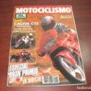 Coches y Motocicletas: REVISTA MOTOCICLISMO -AÑO 1989 - Nº 1101- GP JAPN -CAGIVA C12 -VER DETALLES. Lote 165770718