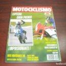Coches y Motocicletas: REVISTA MOTOCICLISMO -AÑO 1989 - Nº 1106- ESPECIAL GRAN PREMIO ESPAÑA -VER DETALLES. Lote 165770918