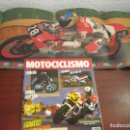 Coches y Motocicletas: REVISTA MOTOCICLISMO -AÑO 1989 - Nº 1105- SUPERPOSTER-CALENDARIO-CIRCUITOS -VER DETALLES. Lote 165771962