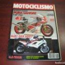 Coches y Motocicletas: REVISTA MOTOCICLISMO -AÑO 1988 - Nº 1057- VER DETALLES. Lote 165776998