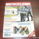 Coches y Motocicletas: REVISTA MOTOCICLISMO -AÑO 1988 - Nº 1088- VER DETALLES. Lote 165777242