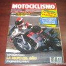 Coches y Motocicletas: REVISTA MOTOCICLISMO -AÑO 1988 - Nº 1087- VER DETALLES. Lote 165777426