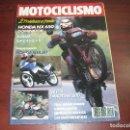 Coches y Motocicletas: REVISTA MOTOCICLISMO -AÑO 1988 - Nº 1061- VER DETALLES. Lote 165777562