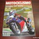 Coches y Motocicletas: REVISTA MOTOCICLISMO -AÑO 1988 - Nº 1056- VER DETALLES. Lote 165777666