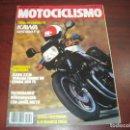 Coches y Motocicletas: REVISTA MOTOCICLISMO -AÑO 1988 - Nº 1059- VER DETALLES. Lote 165777846