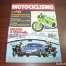 Coches y Motocicletas: REVISTA MOTOCICLISMO -AÑO 1988 - Nº 1078 - VER DETALLES. Lote 165777958