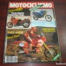 Coches y Motocicletas: REVISTA MOTOCICLISMO -AÑO 1988 - Nº 1039 - VER DETALLES. Lote 165778254