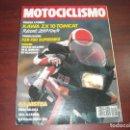 Coches y Motocicletas: REVISTA MOTOCICLISMO -AÑO 1988 - Nº 1060 - VER DETALLES. Lote 165778394