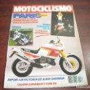 Coches y Motocicletas: REVISTA MOTOCICLISMO -AÑO 1988 - Nº 1082 - VER DETALLES. Lote 165778438