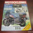 Coches y Motocicletas: REVISTA MOTOCICLISMO -AÑO 1988 - Nº 1083 - VER DETALLES. Lote 165778486