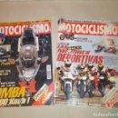 Coches y Motocicletas: REVISTAS MOTOCICLISMO 1996. Lote 165883726