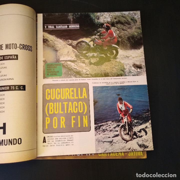 Coches y Motocicletas: Motociclismo - 3 Revistas - 1975 - Quincenales - Revista - Jarama Gran Premio - Bultaco - Foto 2 - 166454410