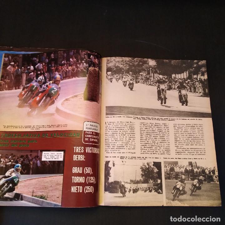 Coches y Motocicletas: Motociclismo - 3 Revistas - 1975 - Quincenales - Revista - Jarama Gran Premio - Bultaco - Foto 3 - 166454410