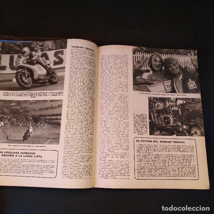 Coches y Motocicletas: Motociclismo - 3 Revistas - 1975 - Quincenales - Revista - Jarama Gran Premio - Bultaco - Foto 4 - 166454410