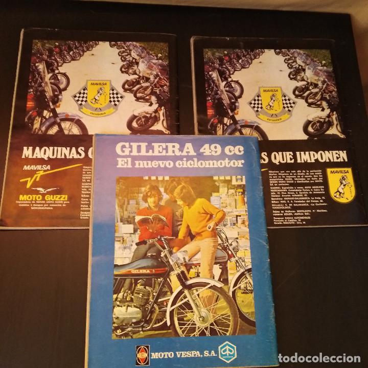 Coches y Motocicletas: Motociclismo - 3 Revistas - 1975 - Quincenales - Revista - Jarama Gran Premio - Bultaco - Foto 5 - 166454410