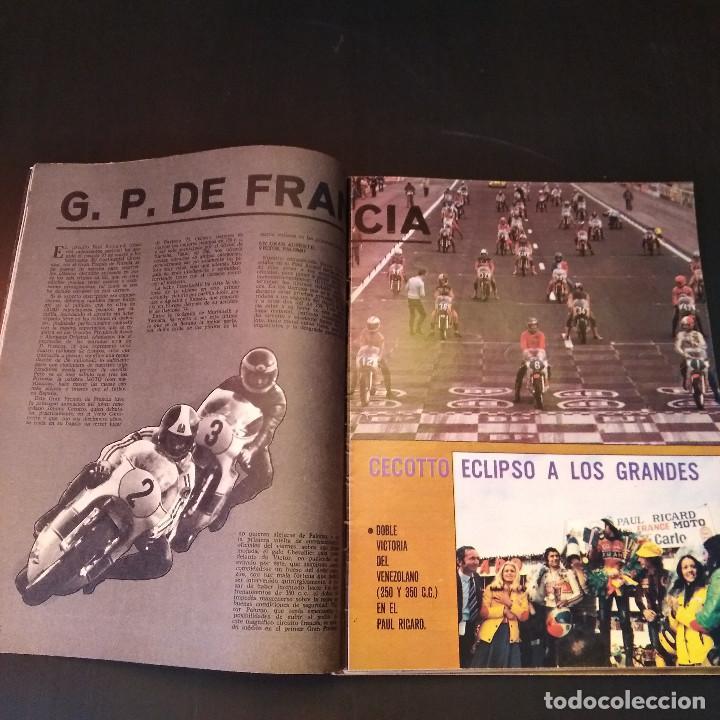 Coches y Motocicletas: Motociclismo - 3 Revistas - 1975 - Quincenales - Revista - Jarama Gran Premio - Bultaco - Foto 10 - 166454410
