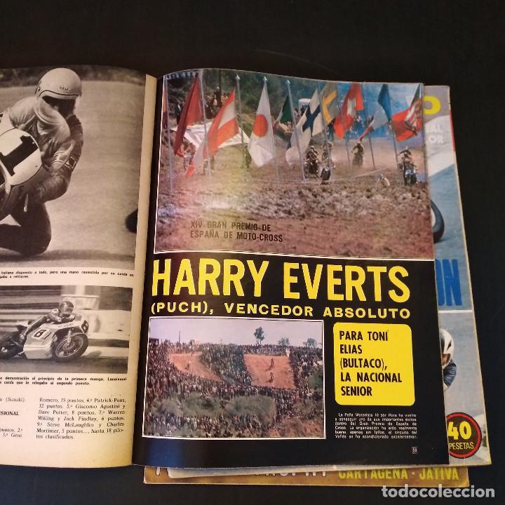 Coches y Motocicletas: Motociclismo - 3 Revistas - 1975 - Quincenales - Revista - Jarama Gran Premio - Bultaco - Foto 11 - 166454410