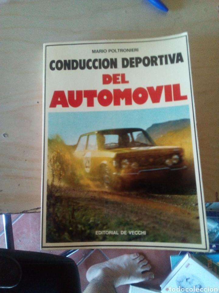 CONDUCCION ECONOMICA DEL AUTOMOVIL LIBRO AÑOS 70 DE VECCHI POR MARIO POLTRONERI 413 GRAMOS (Coches y Motocicletas - Revistas de Motos y Motocicletas)