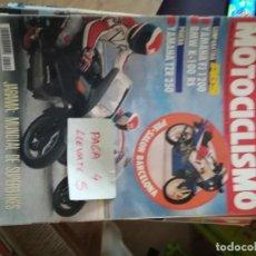 Coches y Motocicletas: REVISTA MOTOCICLISMO 1210 * YAMAHA FJ 1200 + BMW K-100 RS + YAMAHA TZR 250 * 66. Lote 166698538