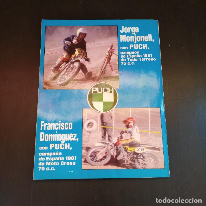 Coches y Motocicletas: Motociclismo Número 734 Especial - Guía 1982 - El Año de la Moto - Raro - Foto 2 - 166846622